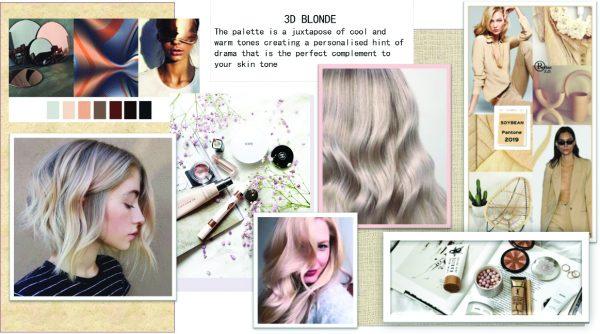 Jordanna Cobella hairdresser moodboard 2020