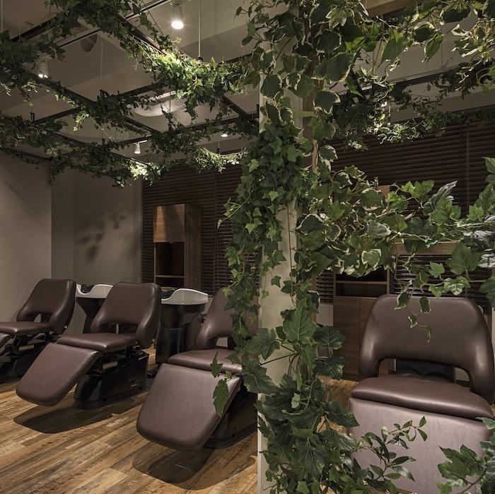 Takara Belmont_salon interiors