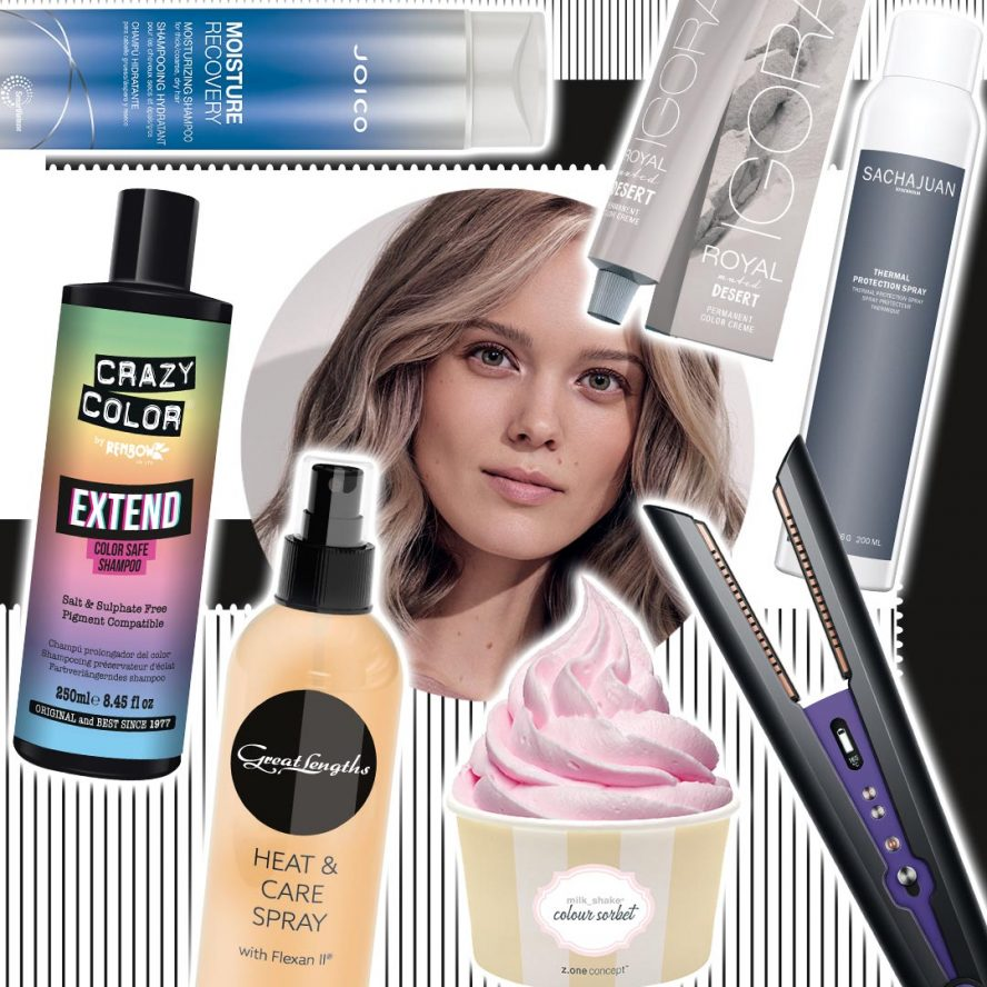 april hair products