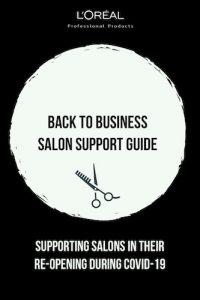 L'Oréal hair salon reopen coronavirus safety guides
