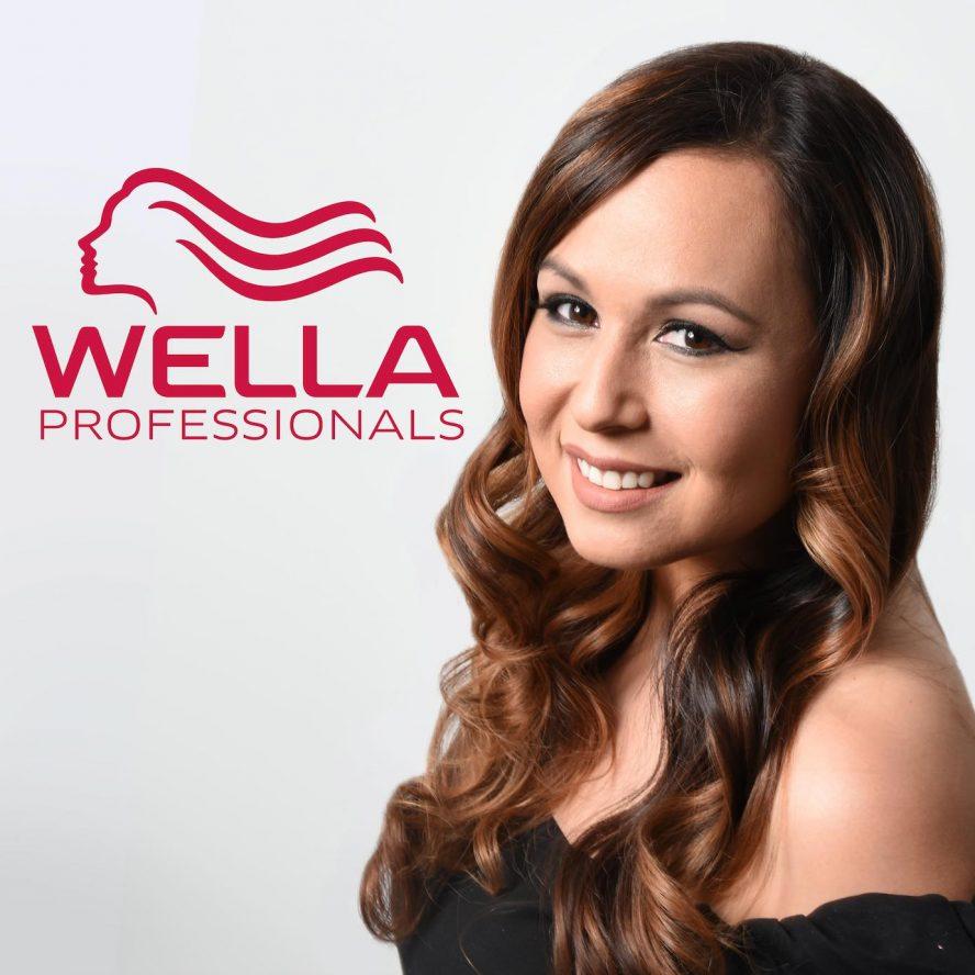 Patricia Nikole Wella Professionals ambassador