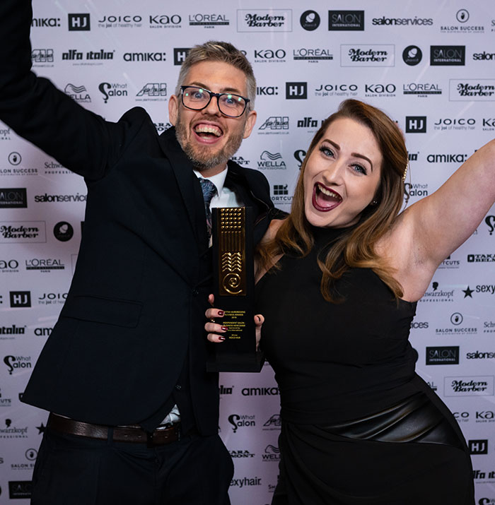 enter the british hairdressing business awards