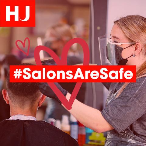 #SalonsAreSafe campaign