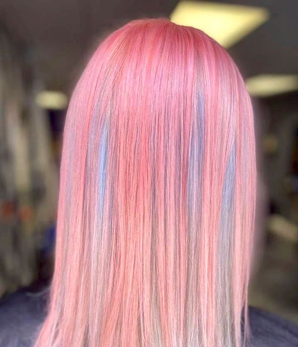 Advanced Pro Salon unicorn hair shades