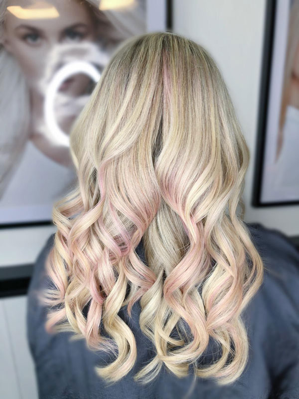 Advanced Pro Salon blonde