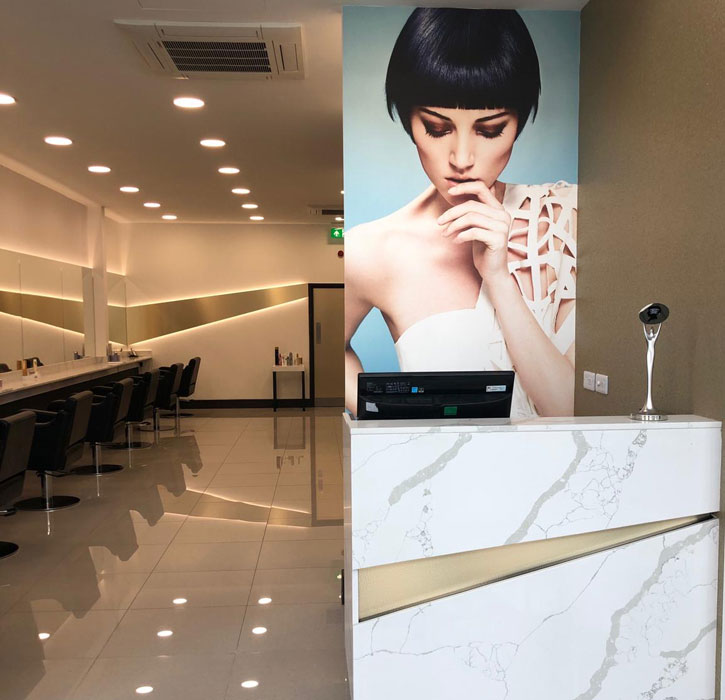 reopening your salon