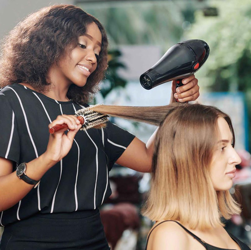 Hairdressing businesses launched