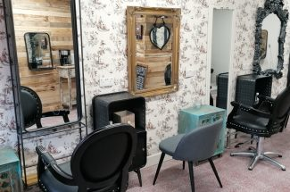 Tracey Devine-Smith new salon French and Ivi