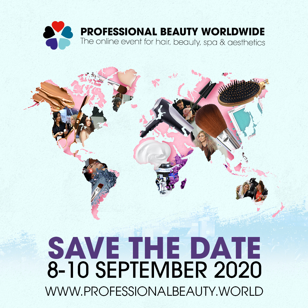 line-up Professional Beauty World