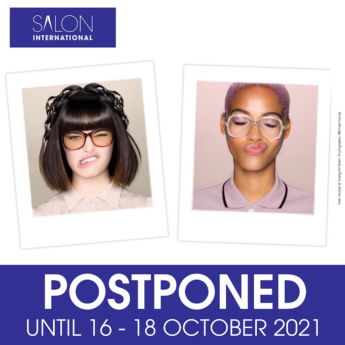 Salon International Postponed