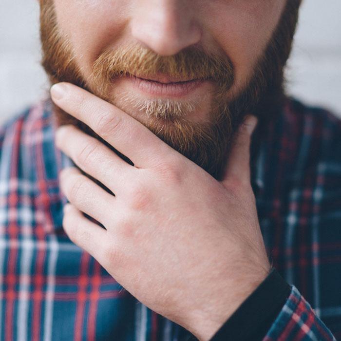 beard healthy