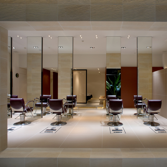 Takara Belmont salon design