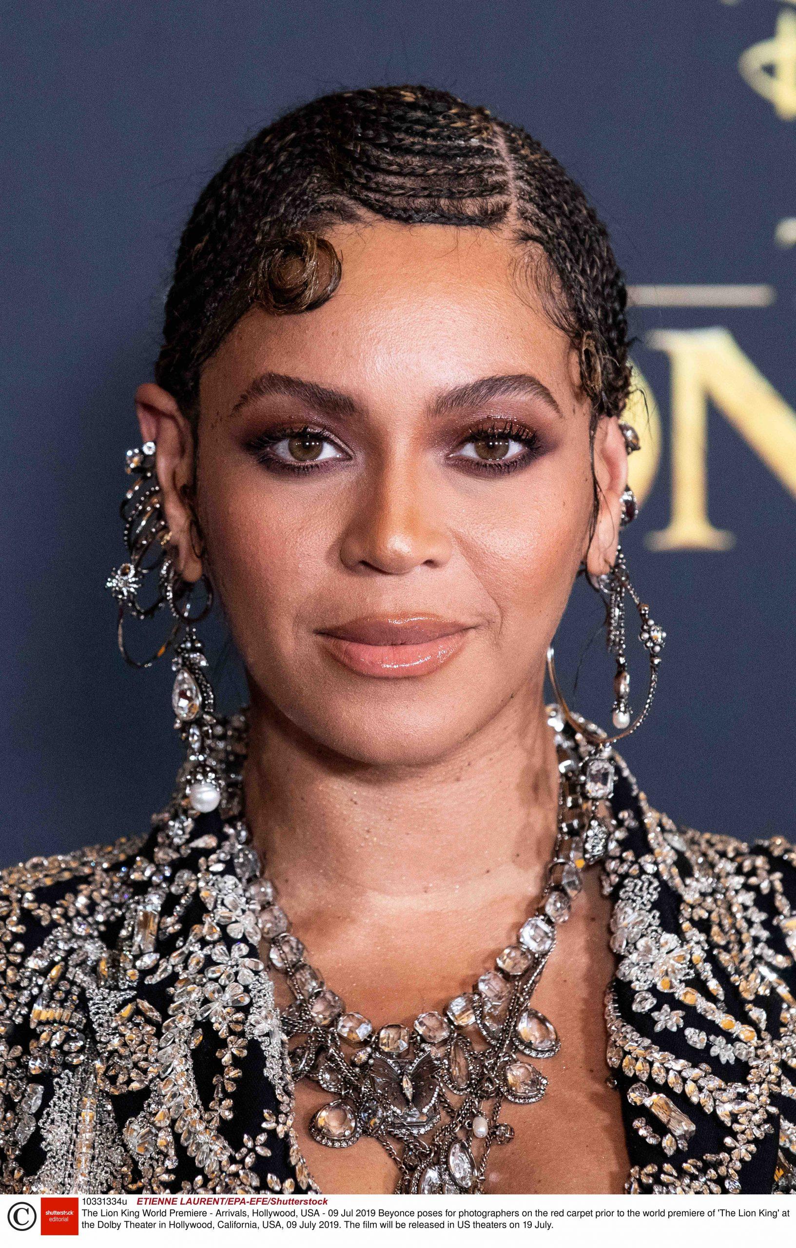 Beyonce's Best Black Is King Hair Looks