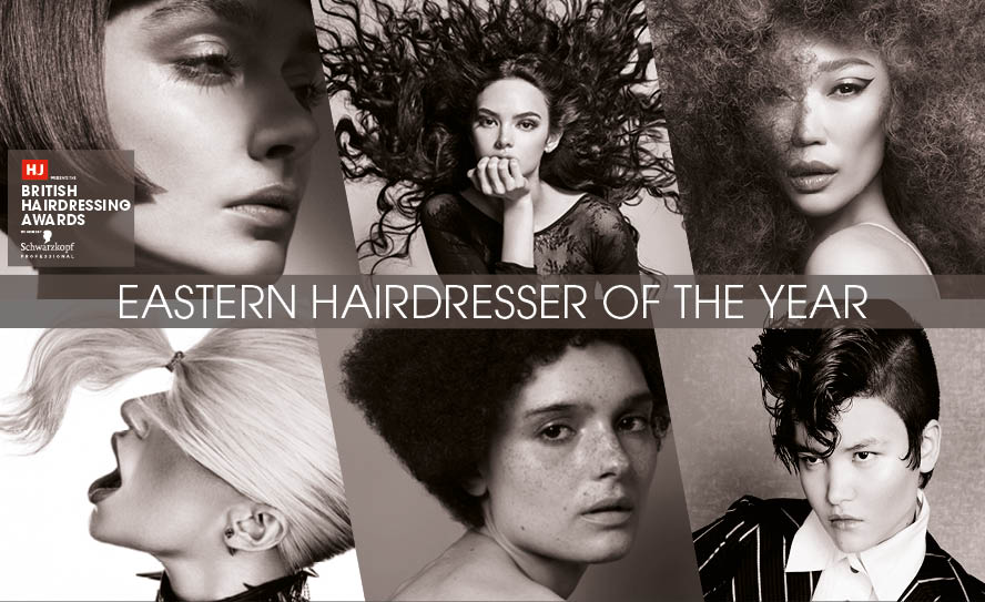 Eastern Hairdresser of the Year Past Winners Image