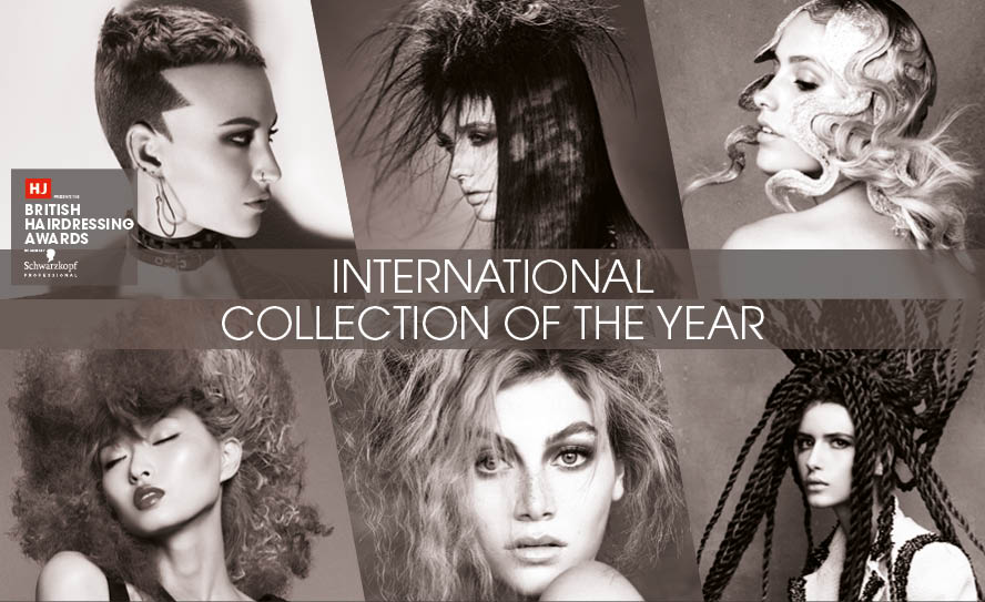 International Collection of the Year Past Winners Image