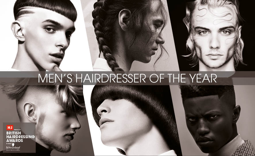 Mens Hairdresser of the Year Past Winners Image