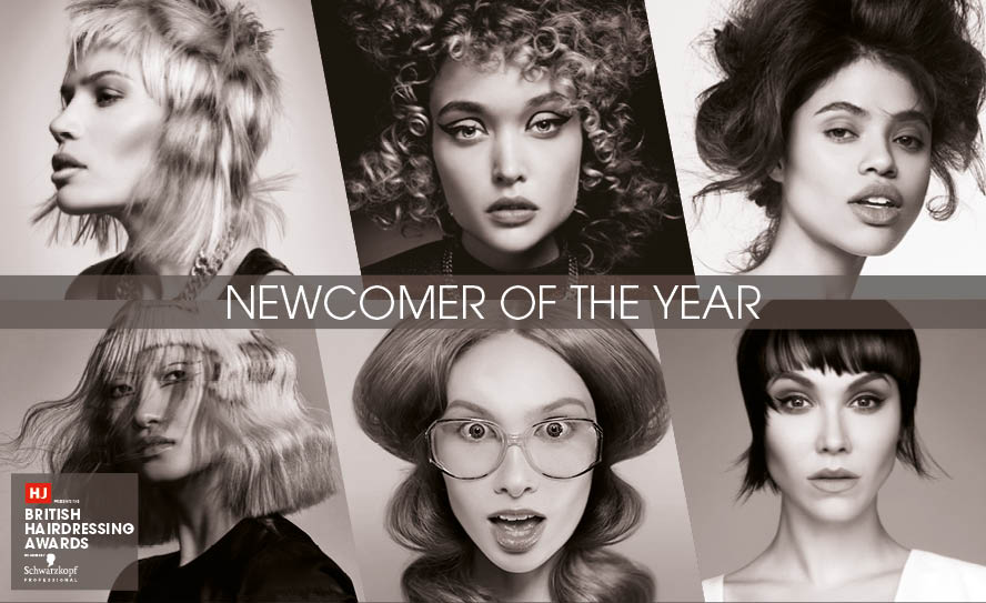 Hairdresser Newcomer of the Year Past Winners Image