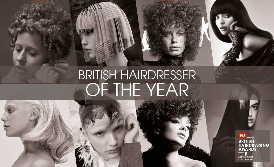 British Hairdresser of the Year Past Winners Image