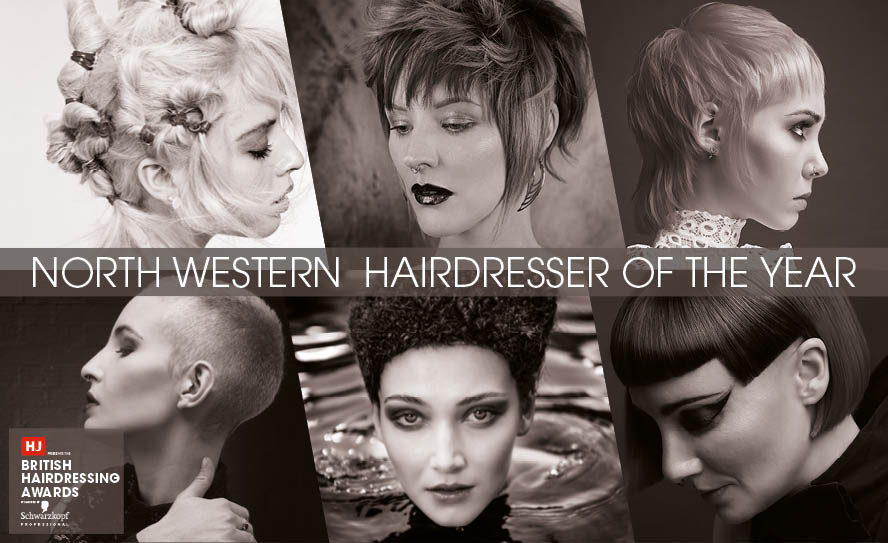 North Western Hairdresser of the Year Past Winners Image