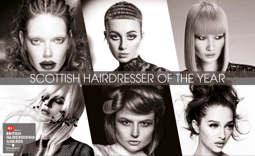 Scottish Hairdresser of the Year Past Winners Image