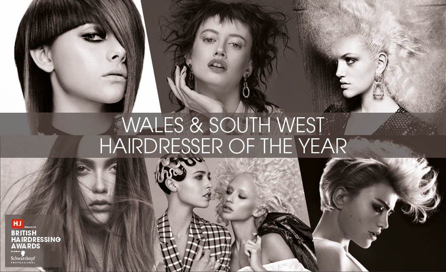 Wales and South West Hairdresser of the Year Past Winners Image