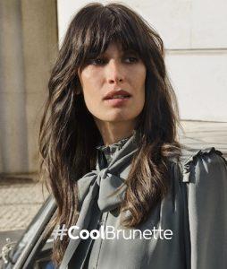 Cool Brunette
