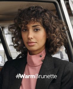 Warm Brunette