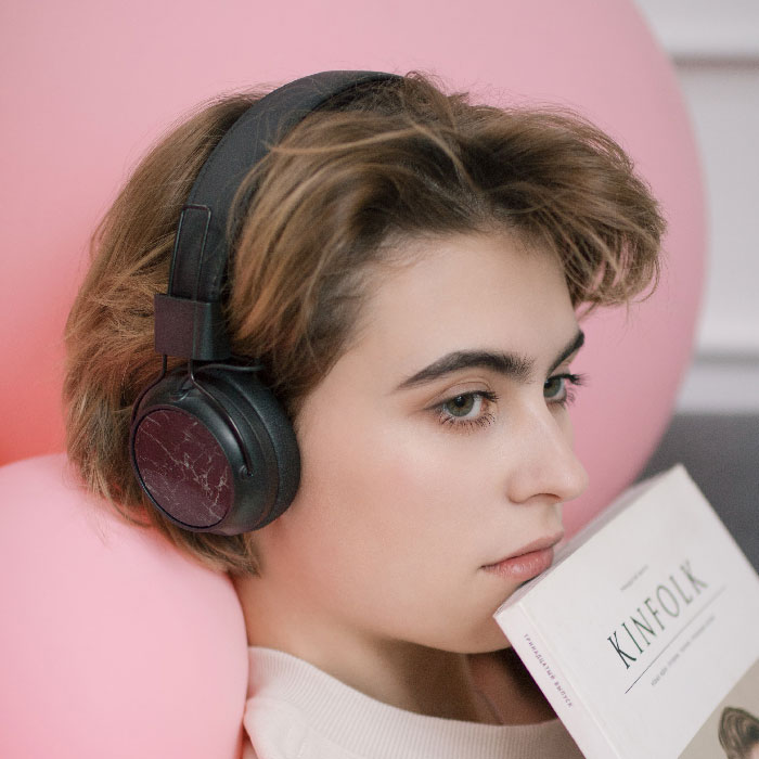 business books podcasts hair