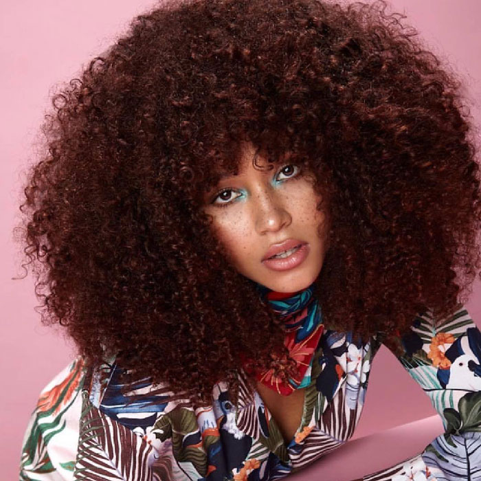rick Roberts - afro hair trending