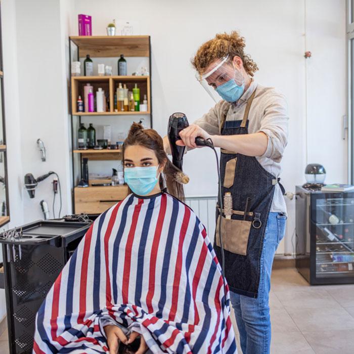 PPE salon advice