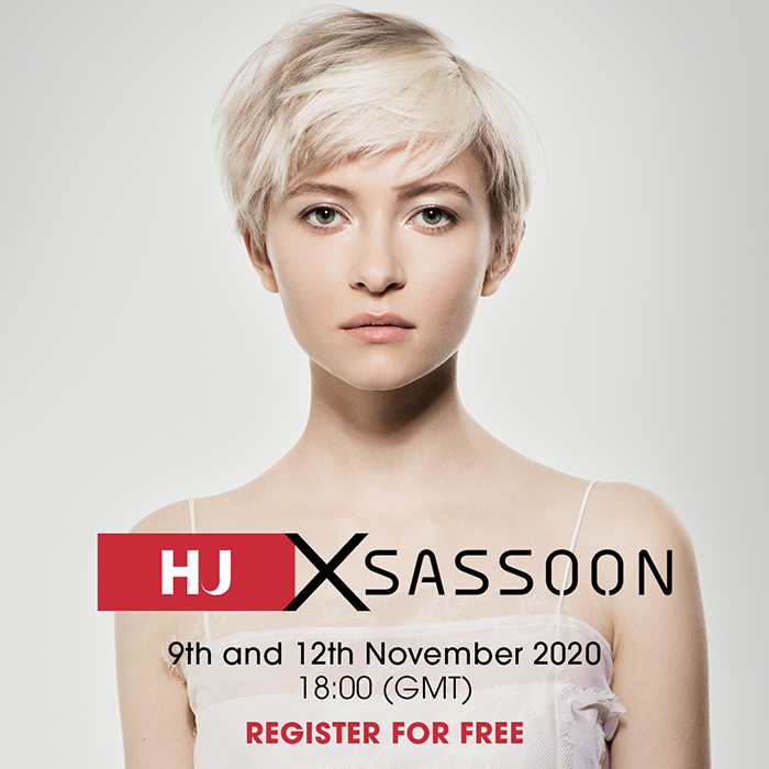 HJ Sassoon Virtual Event
