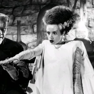 Mallen streak halloween bride of frankenstein @glointhedarkproductions