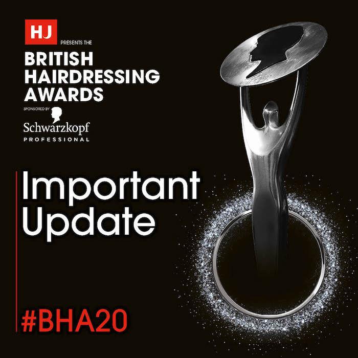 British Hairdressing Awards 2020 Virtual Awards Ceremony