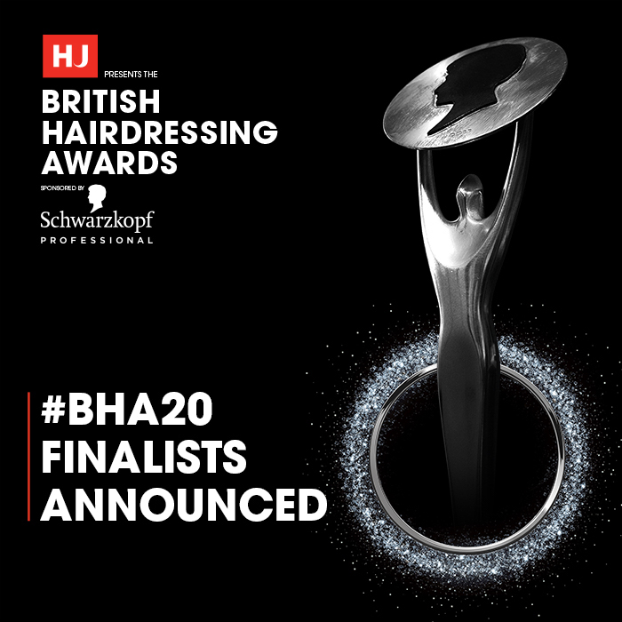 Finalists British Hairdressing Awards 2020
