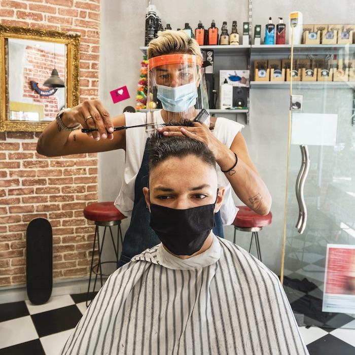 NHBF financial hair salons