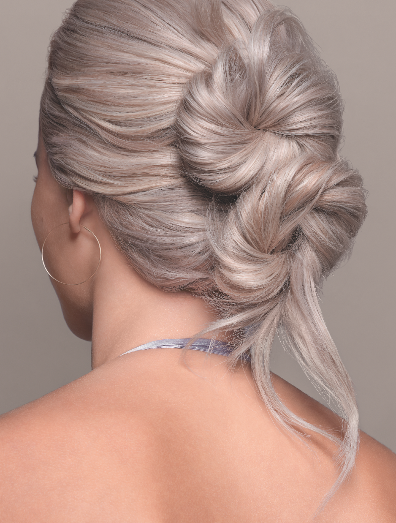 wella pearl blonde silver hair trend