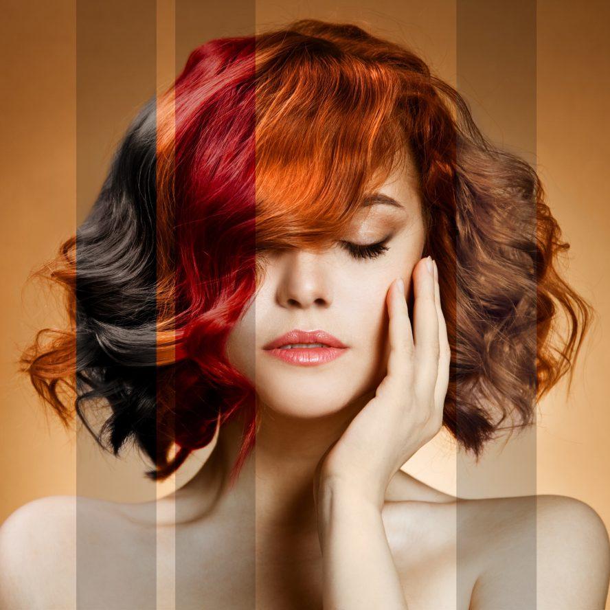hair colour festive season 2020