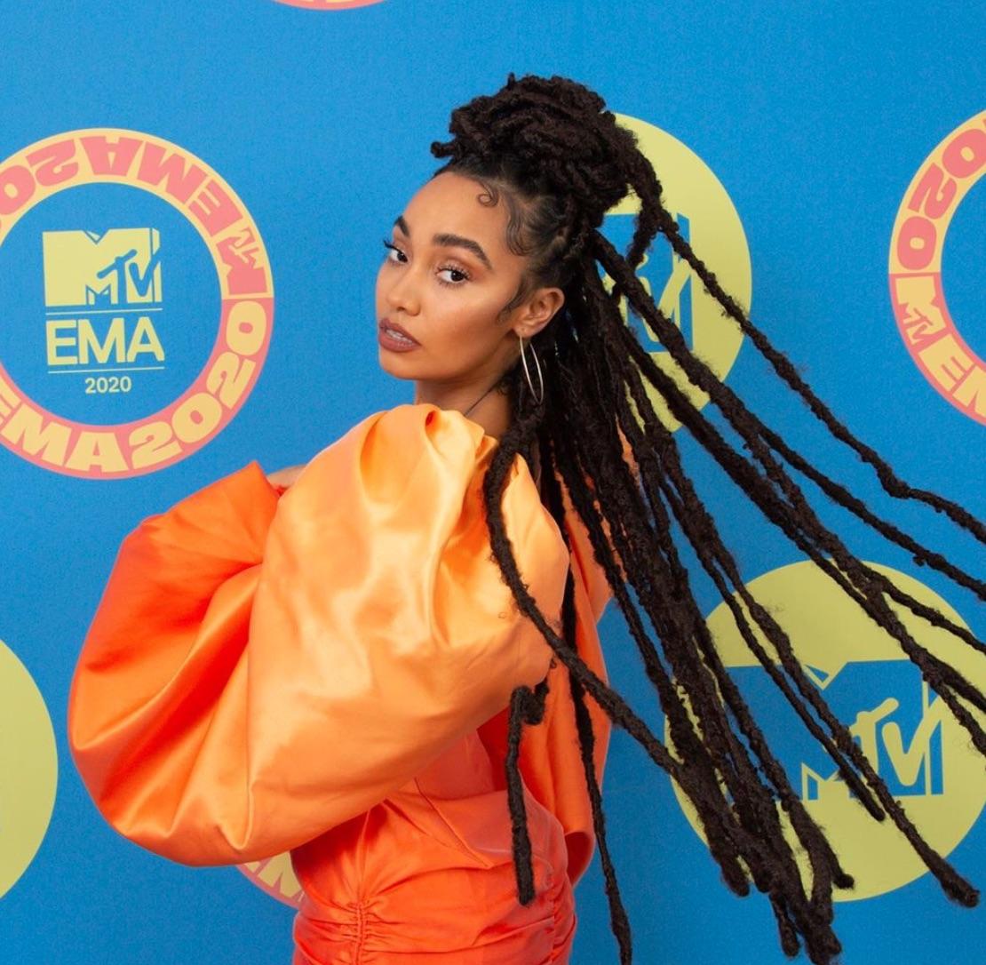 MTV EMAs hair 2020