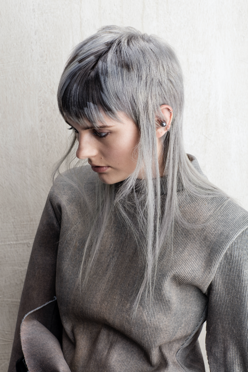 fudge professional silver hair trend