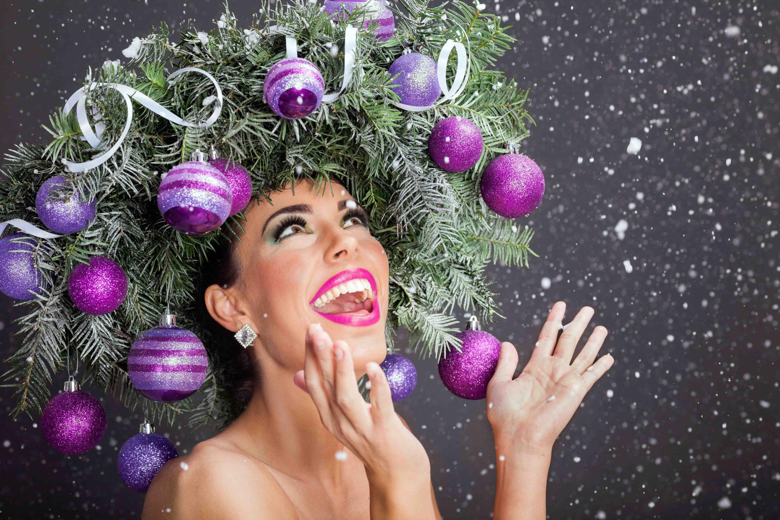 worst festive hair