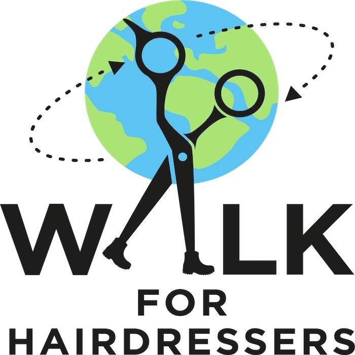 L'Oréal walk hairdressers challenge