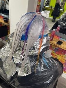 the slither hair colour trend how to