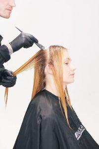 indola colour step by step effortless blonde