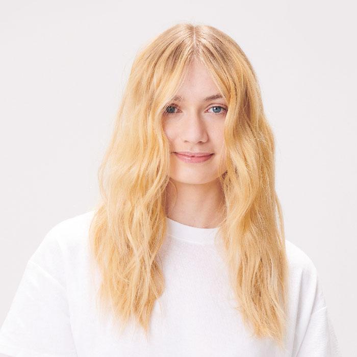 indola effortless blonde step by step