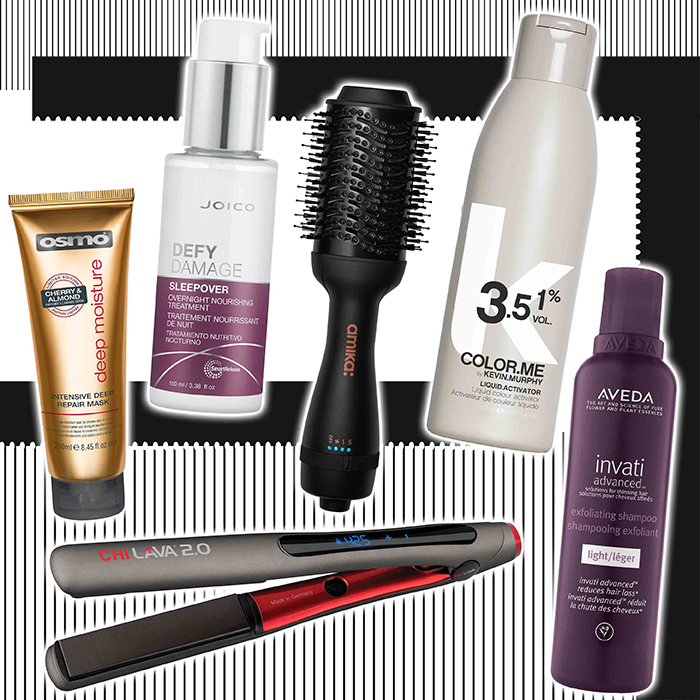 March hair launches