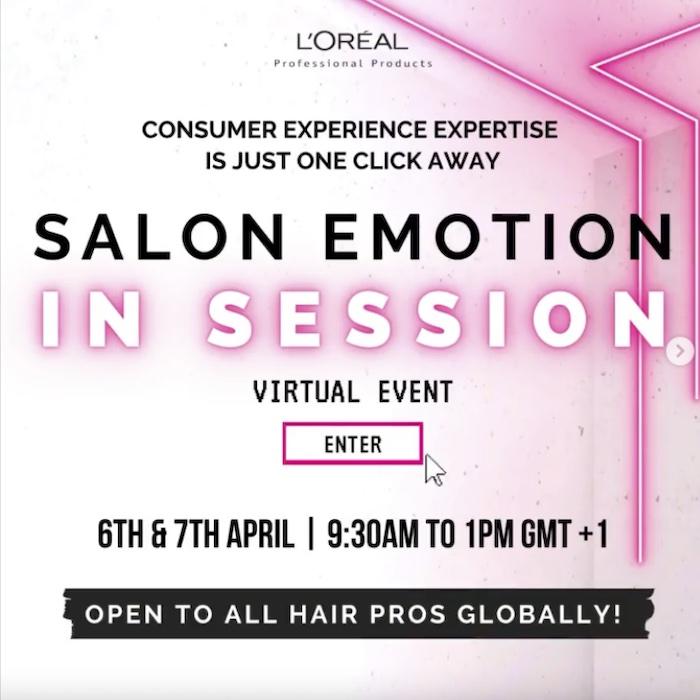 Salon Emotion Session Virtual
