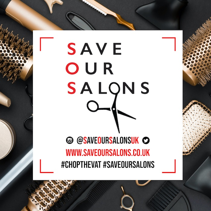 Latest Save Salons Campaign