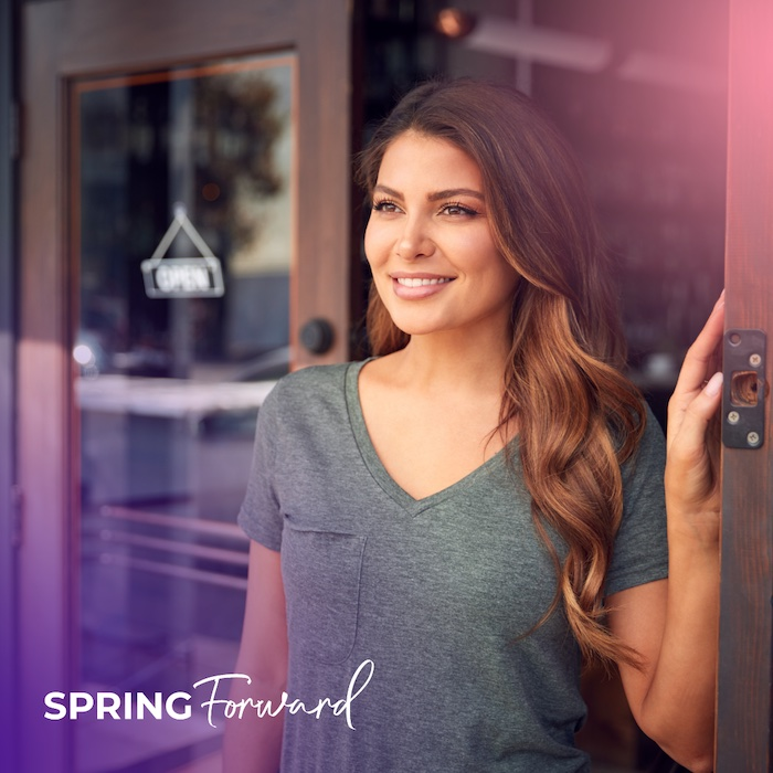 Reopen Phorest Spring Forward Portal