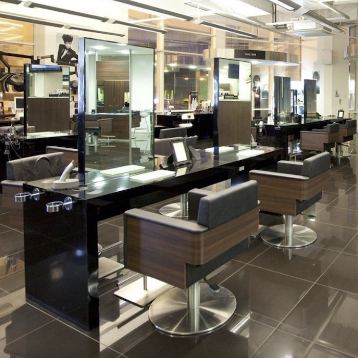 Wales hairdressers reopening clients