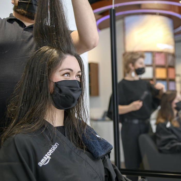Amazon Hair Salon London